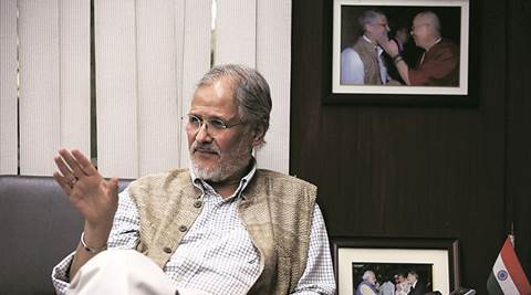 """Arvind Kejriwal Wrote to Najeeb Jung not to Set Aside the DERC Chairman on Grounds of """"Illegal Infirmities"""""""