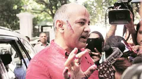 Delhi Police Send Incident Report to MHA and Sought Its Opinion on Increasing Security Provided to Deputy Chief Minister