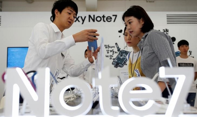 Samsung Apologises to Chinese Customers about Galaxy Note 7 Spurred Doubts about Their Safety