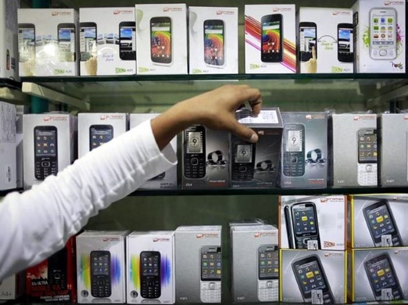 India to Constitute 13.5 Percent of Global Smartphone Market by 2019: Study