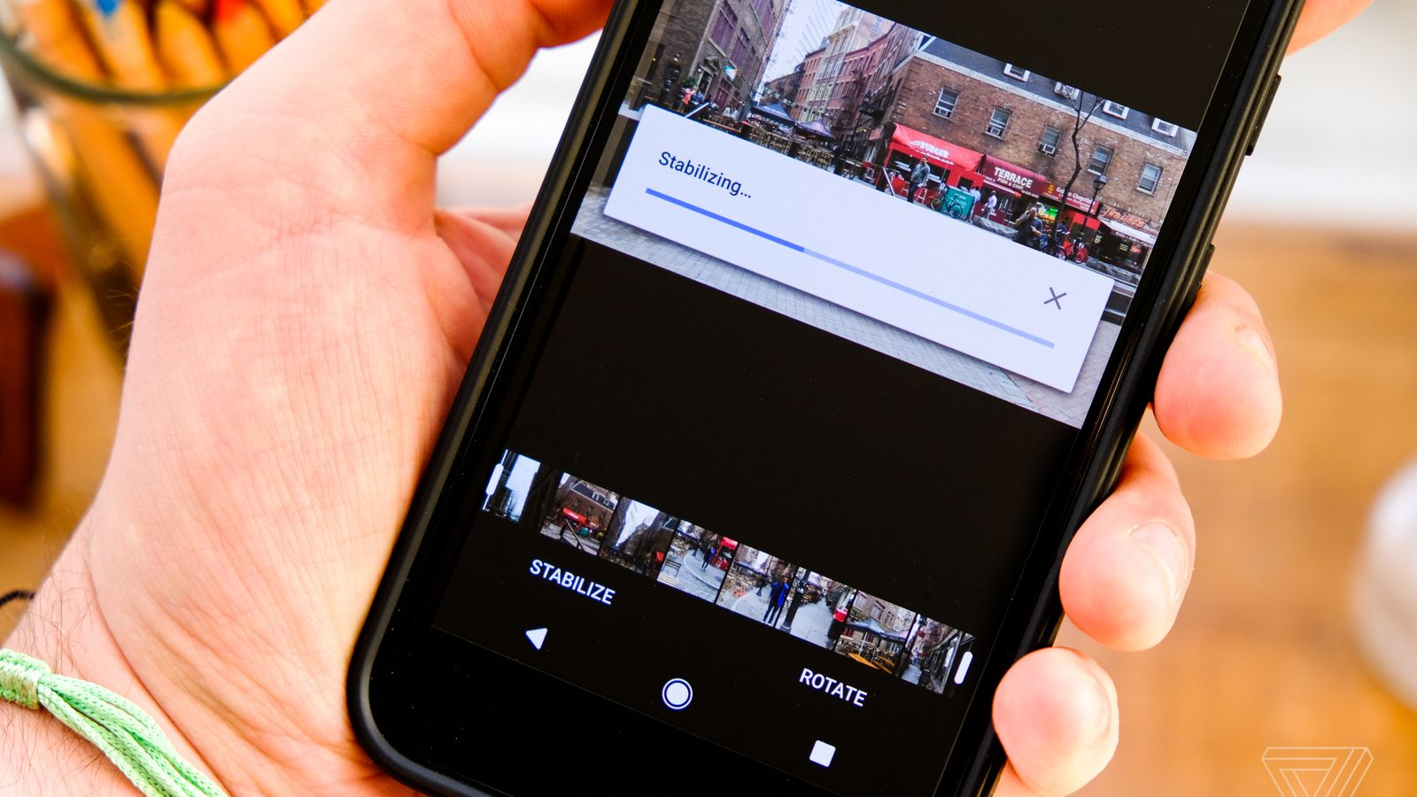 Google Photos can now stabilize all your shaky phone camera videos